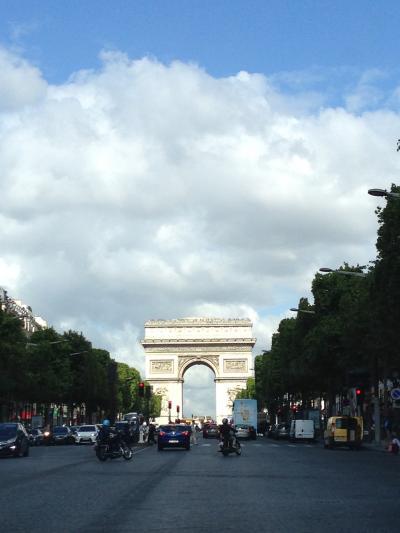 パリの夏 BBの夏!