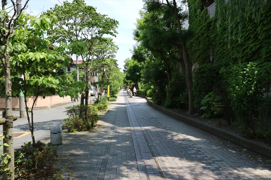 二子玉川駅までの道_5