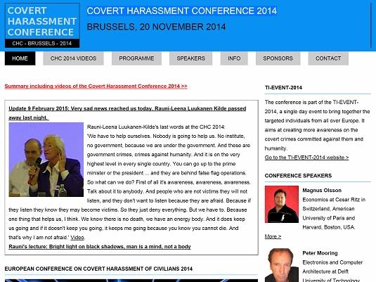 20150315_ヨCOVERT HARASSMENT CONFERENCE 2014