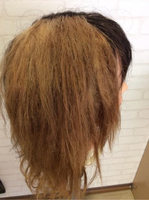 ハイダメージ毛のヘアケア