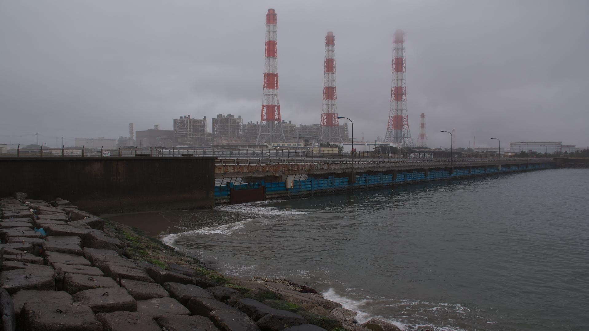 鹿島臨海工業のエネ源「東電」