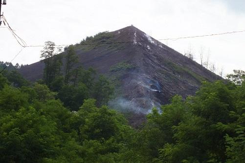 上砂川炭鉱1