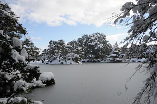 正月の兼六園2015_19