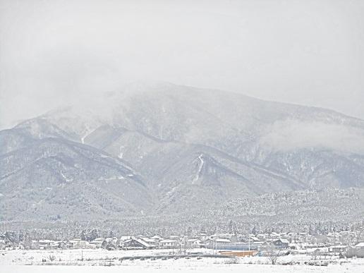 安曇野の冬①