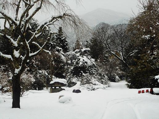 安曇野の冬②