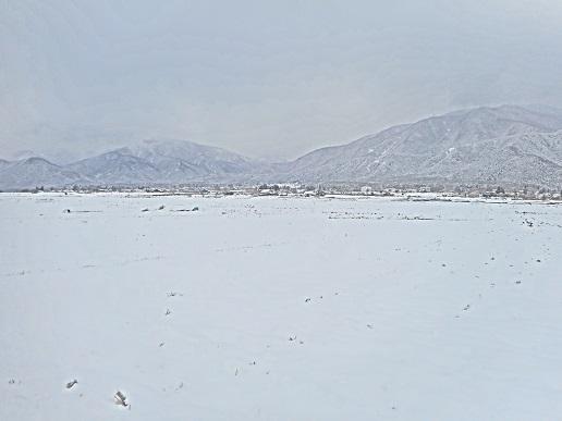 冬の安曇野③