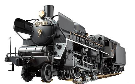 蒸気機関車⑪