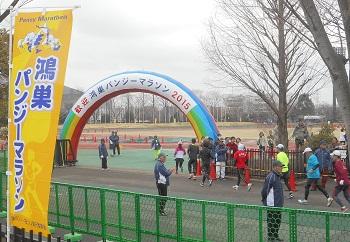 33回パンジーマラソン④