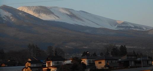 浅間山20150314①