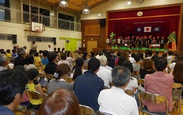 ④発表会 共和小学校 20150613