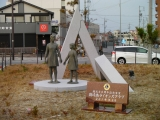 JR岡崎駅 遥