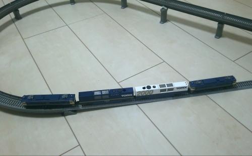 CLカー2両