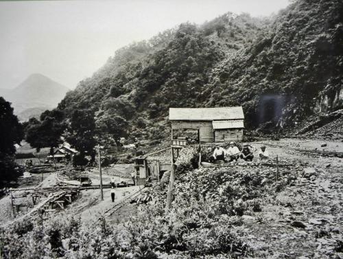 藻岩南小学校 郷土資料室 展示写真