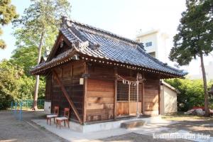 香取神社(越谷市下間久里)6