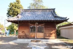 香取神社(越谷市下間久里)5