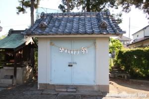香取神社(越谷市下間久里)13