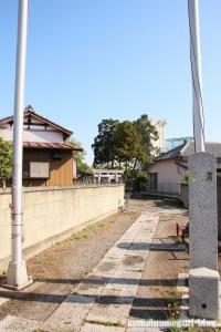 香取神社(越谷市下間久里)1