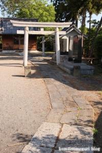 香取神社(越谷市下間久里)4