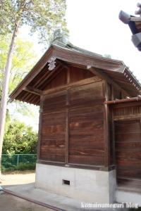 香取神社(越谷市下間久里)7