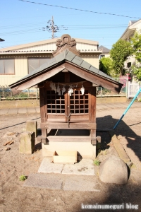 香取神社(越谷市下間久里)9
