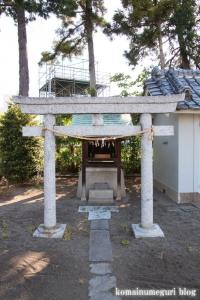 香取神社(越谷市下間久里)10