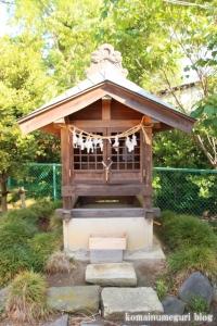 香取神社(越谷市下間久里)12