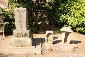 恩間香取神社(越谷市恩間)3