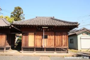 恩間香取神社(越谷市恩間)6