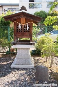 恩間香取神社(越谷市恩間)11