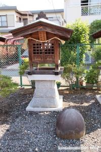 恩間香取神社(越谷市恩間)12