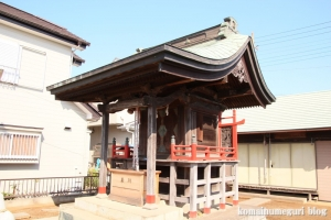 稲荷神社(越谷市千間台西)7