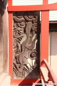 稲荷神社(越谷市千間台西)8