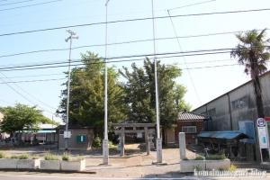 久伊豆神社(越谷市小曽川)1