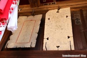 久伊豆神社(越谷市小曽川)6