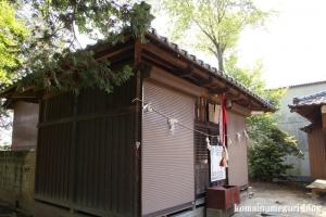 久伊豆神社(越谷市小曽川)7