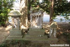久伊豆神社(越谷市小曽川)9