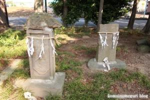 久伊豆神社(越谷市小曽川)10