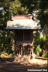 香取神社(越谷市大道)2