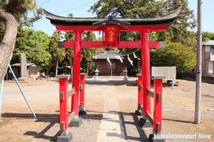 砂原久伊豆神社(越谷市砂原)5