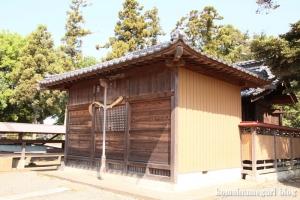 砂原久伊豆神社(越谷市砂原)10
