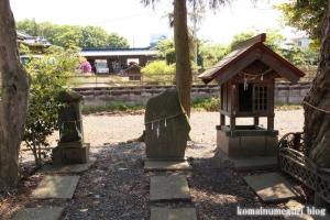 砂原久伊豆神社(越谷市砂原)12