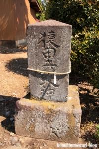 砂原久伊豆神社(越谷市砂原)4