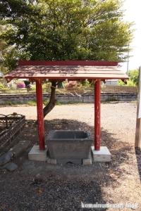 砂原久伊豆神社(越谷市砂原)8