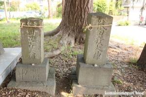 香取神社(越谷市大林)11