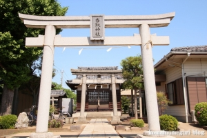 鷺後香取神社(越谷市東大沢)2