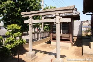 鷺後香取神社(越谷市東大沢)9