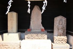 鷺後香取神社(越谷市東大沢)14