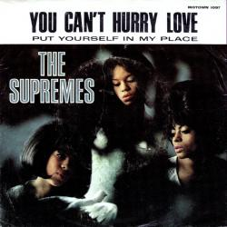 Diana Ross The Supremes - You Cant Hurry Love1