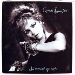 Cyndi Lauper - All Through the Night1