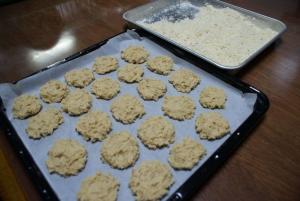150227おからクッキー作り
